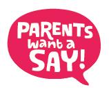 PWAS | Parents Want a Say